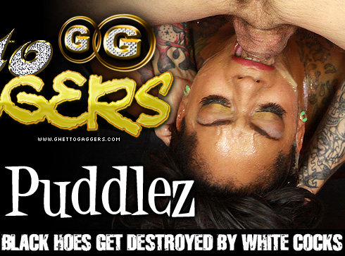 Paisley Puddlez Destroyed On Ghetto Gaggers